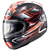 Casque RX-7V GHOST Rouge & Vert Taille M