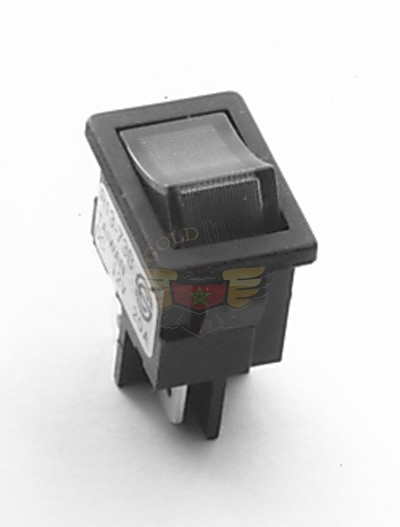 ILLUMINATED ROCKER SWITCH-ILLUMINATED ROCKER SWITCH