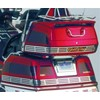 SADDLEBAG GRILLE SET