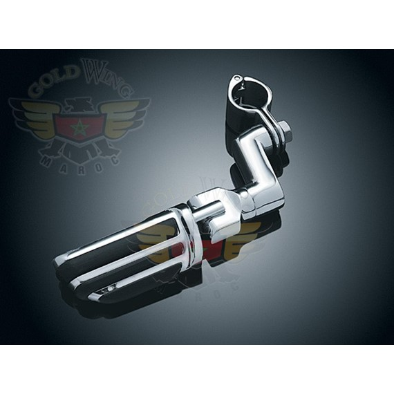 "Pilot Pegs with Offset & 1-1/4"" Magnum Quick Clamps"
