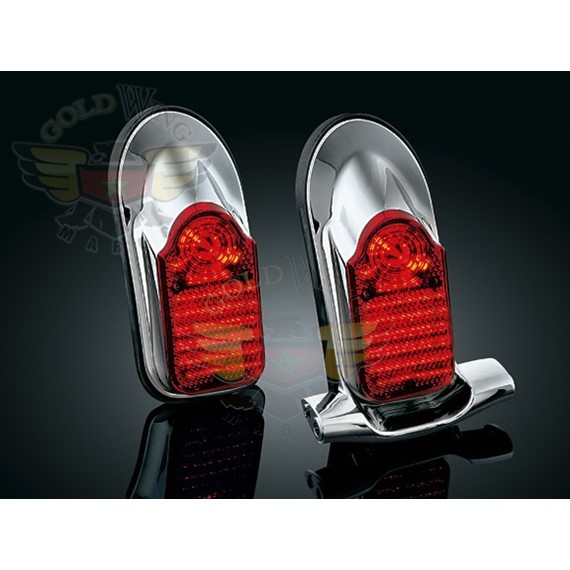 TOMBSTONE TAIL LIGHT F/YAMAHA ROAD STAR, V-STAR 1100