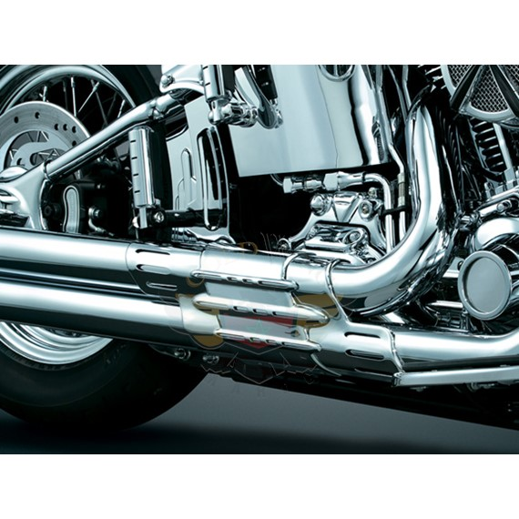 ALL CHROME CRUSHER POWER CELL - SOFTAIL-ALL CHROME CRUSHER POWER CELL - SOFTAIL