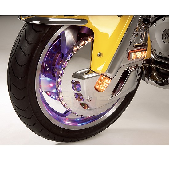 Tri-Color with Amber Side Light 52-624