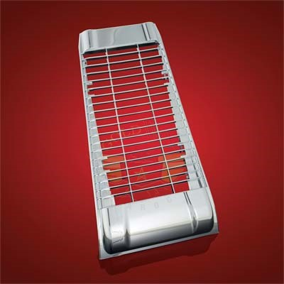 ABS CHROME RADIATOR GRILLE-ABS CHROME RADIATOR GRILLE