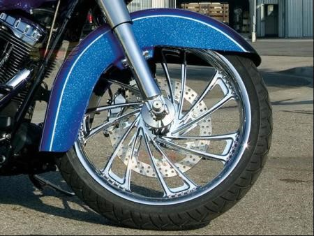 CARTEL CHROME WHEEL KIT,