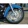 CARTEL CHROME WHEEL KIT,  09 FLH MODELS