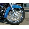 CARTEL CHROME WHEEL KIT,  09 ABS FLH MODELS