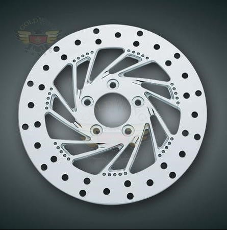 CARTEL CHROME REAR ROTOR,
