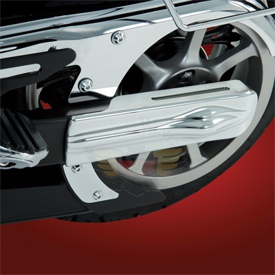 CHROME SWING ARM COVERS-CHROME SWING ARM COVERS
