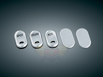 ROCKER SWITCH COVERS, FLHT/FLHTC/FLHTCSE 7234