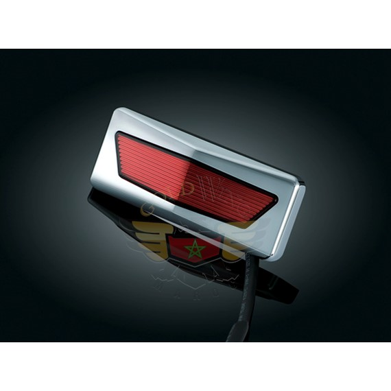 L.E.D. REAR REFLECTOR CONVERSION, RED
