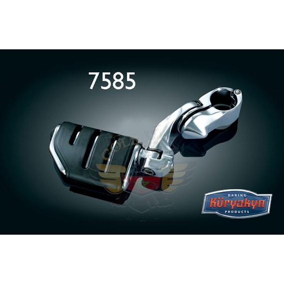 TOUR TECHS W/TRIDENT DUALLY - SHORT ARM-TOUR TECHS W/TRIDENT DUALLY - SHORT ARM