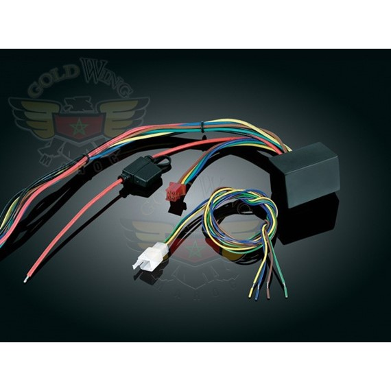TRAILER WIRING HARNESS & RELAY UNIVERSAL