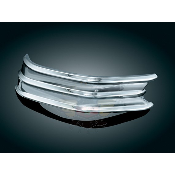 CHROME SIDE COVER ACCENT FOR YAMAHA-CHROME SIDE COVER ACCENT FOR YAMAHA