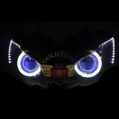 Honda CBR1000RR Custom Headlight  2008-2011 GW-CBR-1000RR-2011