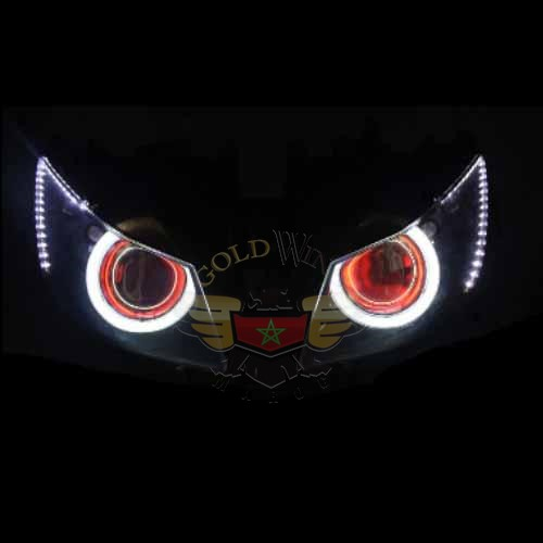 Honda CBR1000RR Custom Headlight  2012-2013 GW-CBR-1000RR-2013