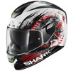 SKWAL SWITCH RIDER White Black Red/Mat Tailles L M S XL XS