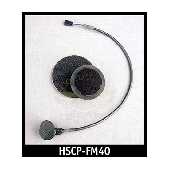 MINI FF STYLE AEROMIKE COMPONENT MICROPHONE HSCP-FM40