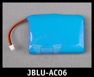 1700 MAH LITHIUM ION BATTERY RPL INT HDST/DONGLE JBLU-AC06