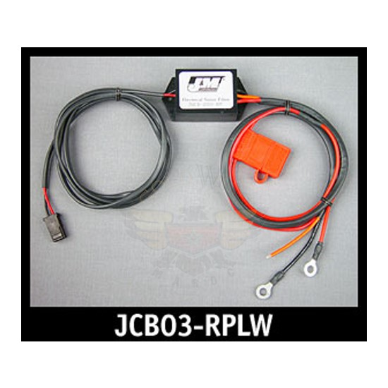 REPLACEMENT POWER LINE FILTER FOR JMCB-2003-BW JCB03-RPLW